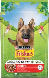 Friskies Dog Active Vitafit -