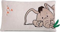"""Плюшена възглавница - Слончето El-Frido - От серията """"NICI: Wild Friends"""" -"""