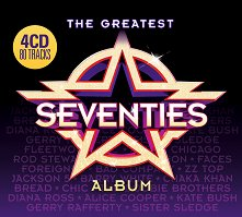 The Greatest Seventies Album - 4 CD -