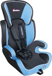 Детско столче за кола - Techno - За деца от 9 до 36 kg -
