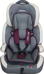 Детско столче за кола - Star Line - За деца от 9 до 36 kg -