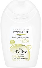 Byphasse Olive Milk Shower Cream - душ гел