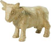 Фигура от папиемаше - Крава - Предмет за декориране