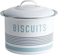 Кутия за бисквити - Vintage - Размери - ∅ 14 х 20 cm