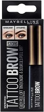 Maybelline Tattoo Brow 3 Day Gel-Tint - душ гел