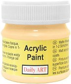 Акрилна боя с мат ефект - Acrylic Paint