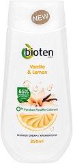 Bioten Vanilla & Lemon Shower Cream - Душ крем с ванилия и лимон -