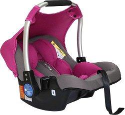 Бебешко кошче за кола - Bebe Plus - За бебета от 0 месеца до 13 kg -