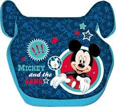 Детско столче за кола - Мики Маус - За деца от 15 до 36 kg - продукт