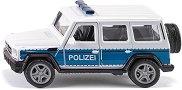 """Полицейски автомобил - Mercedes AMG G65 - Метална играчка от серията """"Super: Police"""" -"""
