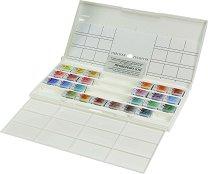 """Акварелни бои - Landscape Set - Комплект от 24 цвята x 2.5 ml от серията """"White Nights"""""""