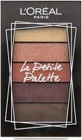 L'Oreal La Petite Palette Eyeshadows - Мини палитра сенки за очи - сенки