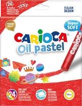 Маслени пастели - Комплект от 24 цвята