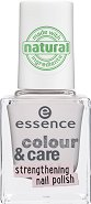 Essence Colour & Care Strengthening Nail Polish - Заздравител за нокти -
