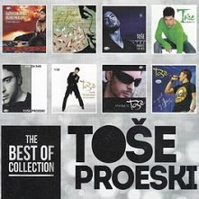 Tose Proeski - The Best of Collection - компилация