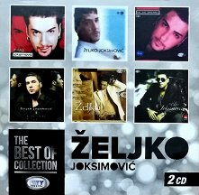 Zeljko Joksimovic - The Best of Collection - 2 CD - компилация