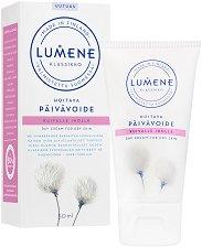 """Lumene Klassikko Nourishing Day Cream - Подхранващ дневен крем за лице за суха кожа от серията """"Klassikko"""" - продукт"""