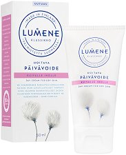 "Lumene Klassikko Nourishing Day Cream - Подхранващ дневен крем за лице за суха кожа от серията ""Klassikko"" - крем"