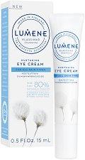 "Lumene Klassikko Nurturing Eye Cream - Подхранващ околоочен крем за всеки тип кожа от серията ""Klassikko"" -"