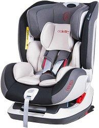 """Детско столче за кола - Vento Isofix - За """"Isofix"""" система и деца от 0 до 25 kg -"""