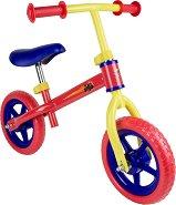 "Пламъчко и машините - Детски велосипед без педали от серията ""Пламъчко и машините"""
