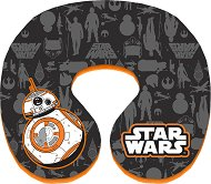Възглавница за път - Star Wars - Бебешки аксесоар за кола - фигура