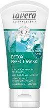 """Lavera Detox Effect Mask - Детоксикираща маска за лице с комплекс против замърсявания от серията """"Hydro Effect"""" -"""
