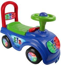 Детска кола за бутане - PJ Masks -