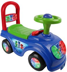 Детска кола за бутане - PJ Masks - фигура