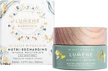 "Lumene Harmonia Nutri-Recharging Intense Moisturizer - Интензивен хидратиращ крем за лице за всеки тип кожа от серията ""Harmonia"" -"