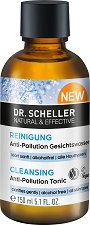 Dr. Scheller Anti-Pollution Tonic - Тоник за лице против градско замърсяване -