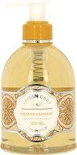 """Vivian Gray Naturals Cream Soap Orange Blossom - Течен сапун с аромат на портокалов цвят от серията """"Naturals"""" -"""