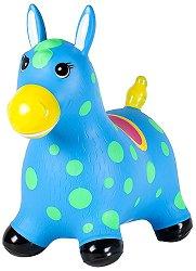 Надуваемо  пони - Хоп - Хоп играчка за подскачане -