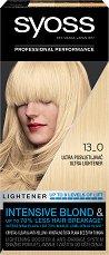 """Syoss Blond Lighteners SalonPlex - Изрусител за коса от серията """"SalonPlex"""" - пинцета"""