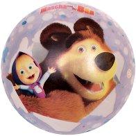 Топка - Маша и мечока - кукла