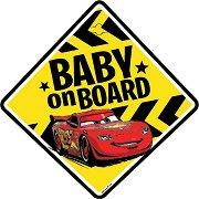Табела с надпис Baby on Board - Колите - Аксесоар за автомобил - продукт