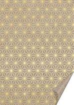 Картон за скрапбукинг - Starlight Gold - Формат А4