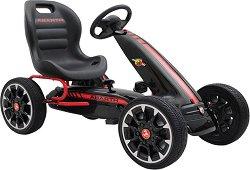 Картинг с педали - Abarth 500 Assetto Corse - играчка