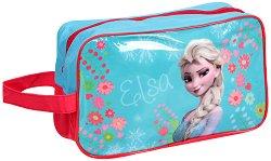 """Детска чанта за гримове - Елза - От серията """"Замръзналото кралство"""" - балсам"""