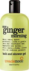 Treaclemoon One Ginger Morning Bath & Shower Gel - Душ гел и пяна за вана в едно с аромат на джинджифил -