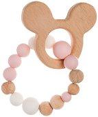 Дъвкалка - Rosa Maus - За бебета от 0+ месеца -