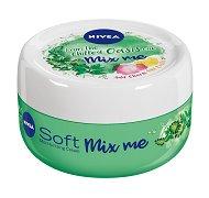 """Nivea Soft Mix Me Chilled Oasis Moisturizing Cream - Хидратиращ крем за лице и тяло с ментов аромат от серията """"Mix me"""" - крем"""