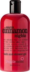 Treaclemoon Warm Cinnamon Nights Bath & Shower Gel - Душ гел и пяна за вана в едно с аромат на канела -