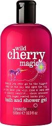 Treaclemoon Wild Cherry Magic Bath & Shower Gel - Душ гел и пяна за вана в едно с аромат на череша -