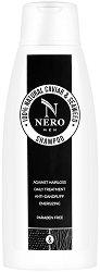 Nero 100% Natural Caviar & Seaweed Shampoo - Мъжки шампоан с натурални съставки -