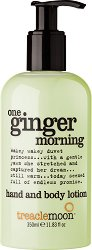 Treaclemoon One Ginger Morning Hand & Body Lotion - Лосион за ръце и тяло с аромат на джинджифил - балсам