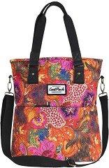 Чанта за рамо - Amber: Flower Exposion -