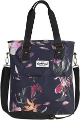Чанта за рамо - Amber: Lilies -