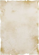 Картон за скрапбукинг - Пергамент - Формат А4