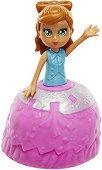 """Кукла в чаша - Carmela La Creme - Детска играчка с аксесоар от серията """"Cuppatinis"""" -"""